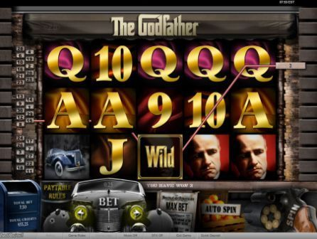 The Godfather™ Slot Machine Game to Play Free in Gamesyss Online Casinos