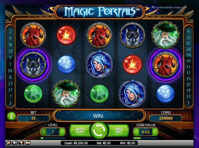 Magic Portals2