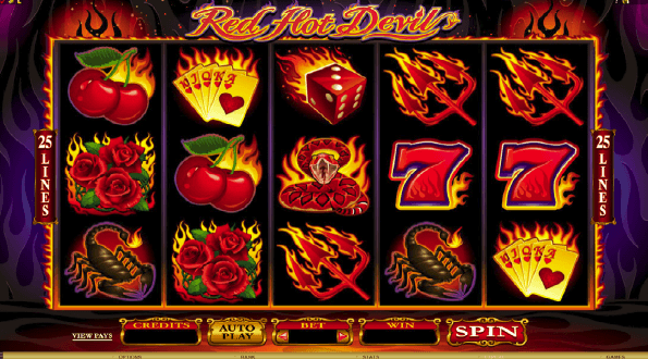 free slot online sizzling hot game