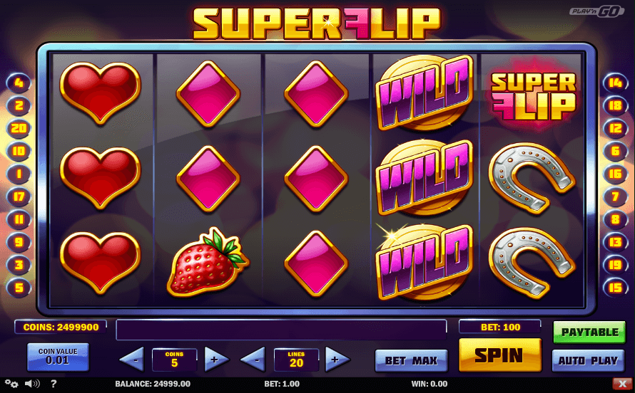Super Flip™ Slot Machine Game to Play Free in Playn Gos Online Casinos