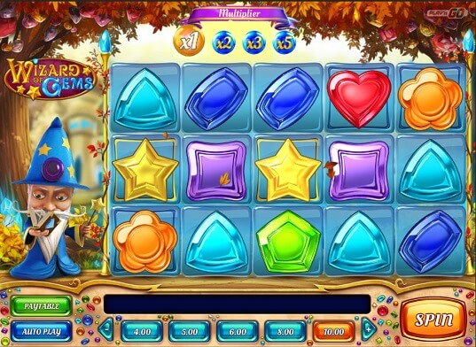 Wizards Slot Machine - Try the Online Game for Free Now