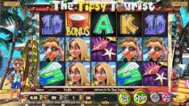 The Tipsy Tourist Slot Screenshot