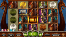 Vikings Go Wild Slot Screenshot