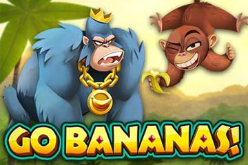 go-bananas-slot-logo