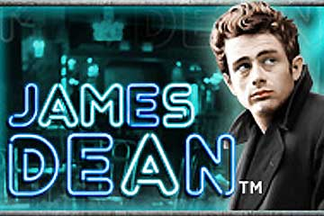 james-dean-slot-logo