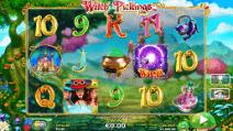 witch pickings slot screenshot