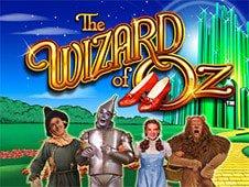 wizard of oz slot logo