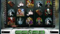 Blood-Suckers Slot Screen