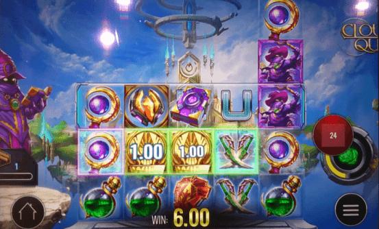 Cloud Quest - a slot of magic and fantasy