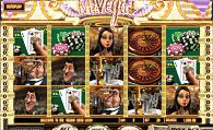 Mr Vegas Slot Screen
