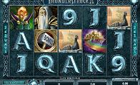 Thunderstruck 2 Slot Screenshot