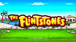The Flintstones slot logo