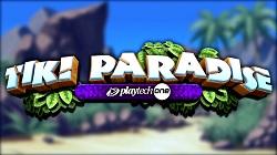 tiki paradise slot logo