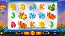 Theme Park Tickets of Fortune slot screenshot small