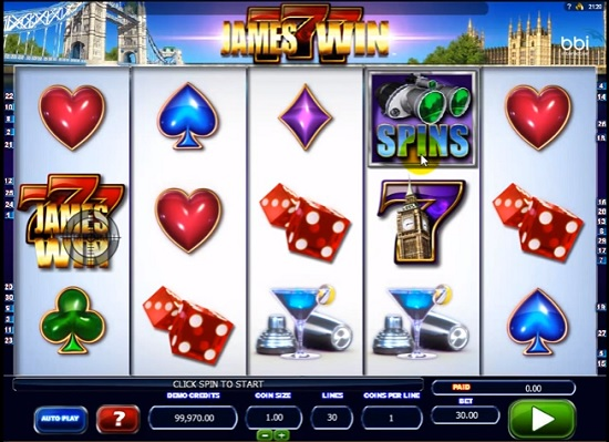 Secret Agent The Reel Story Slot Machine - Play for Free Now