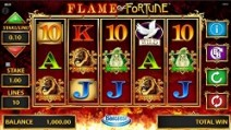 flame of fortune slot screenshot small