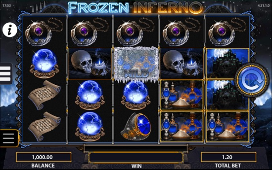 Frozen Inferno Slots - Free Slot Machine Game - Play Now