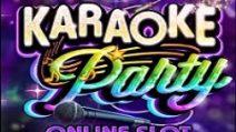 karoke party small logo