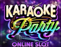 karoke party small logo