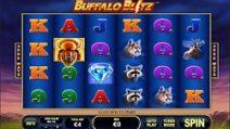 buffalo blitz slot screenshot small