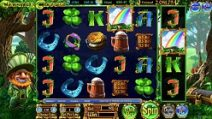 Charms and Clovers slots screenshot small