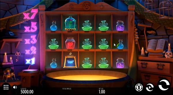 Slots Frog Grog