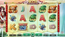 Koi_princess slot screenshot
