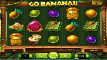 go bananas slot screenshot
