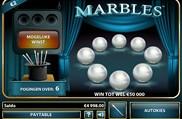 golden marbles slot screenshot