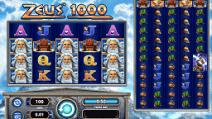 zeus 1000 slot screenshot