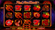 red hot devil slot screenshot