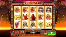 to the rescue slot small screenshot
