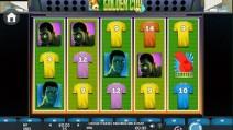 Euro Golden Cup slot screenshot 313