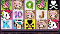 Tokidoki Lucky Town Slot screenshot small