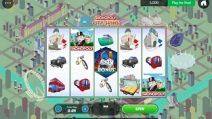 Monopoly City Spins slot screenshot 313