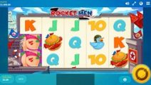 rocket men slot screenshot 250